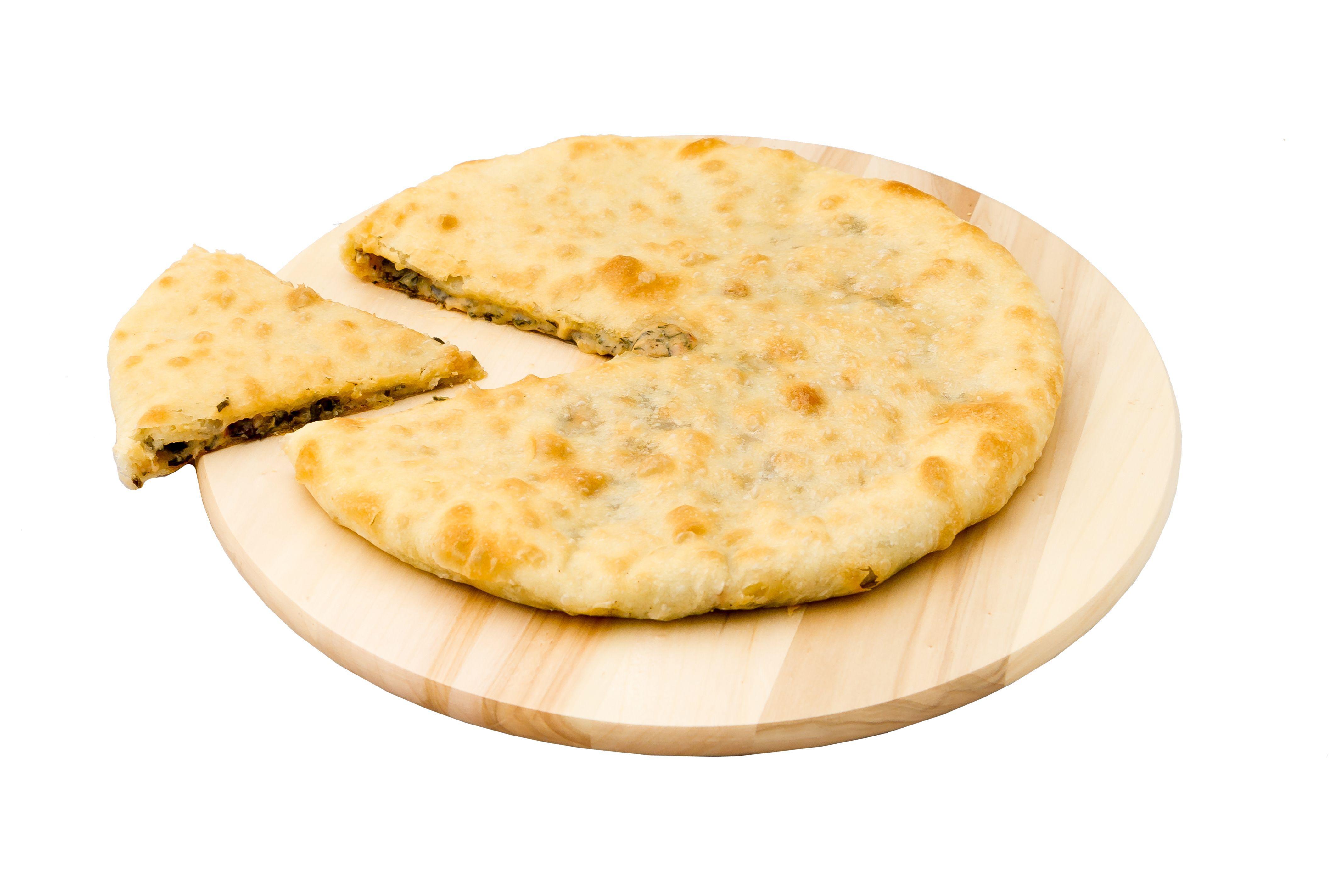 Осетинские пироги с курицей и сыром рецепт пошагово в